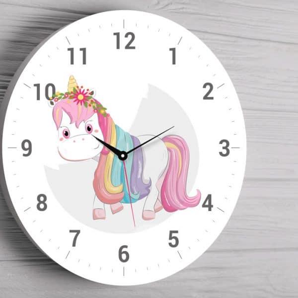 Ceas personalizat Unicorn