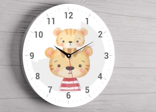 Ceas personalizat Ursulet