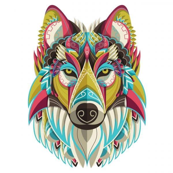 Tablou decorativ animal