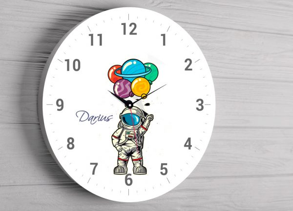 Ceas personalizat Astronaut