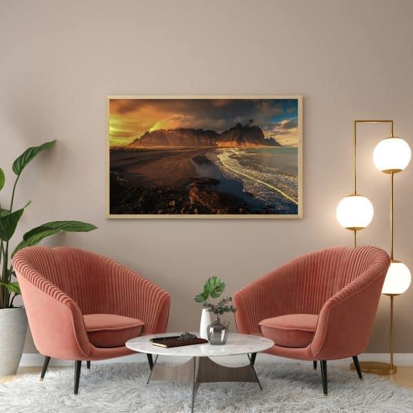 Tablou Canvas Vulcan