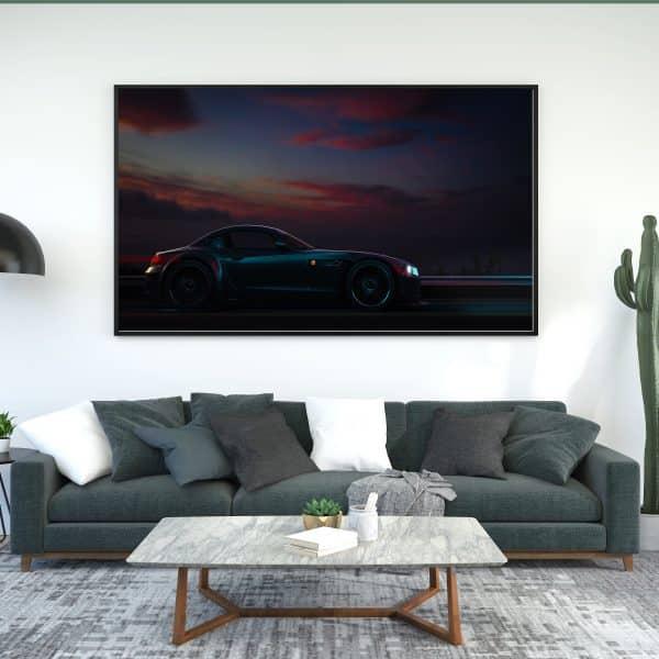 Tablou Canvas Car