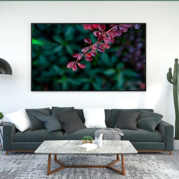 Tablou Canvas Floare