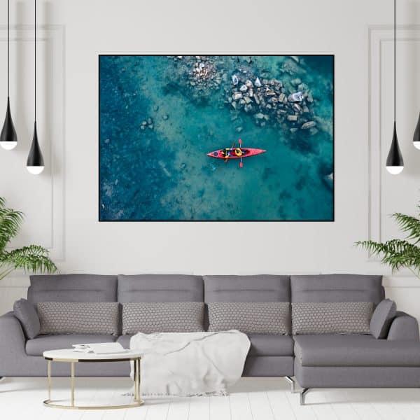 Tablou Canvas Barca