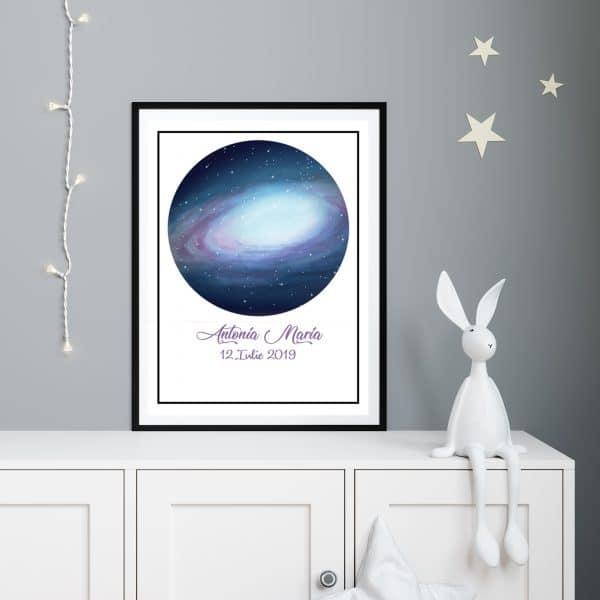 Tablou copii Luna