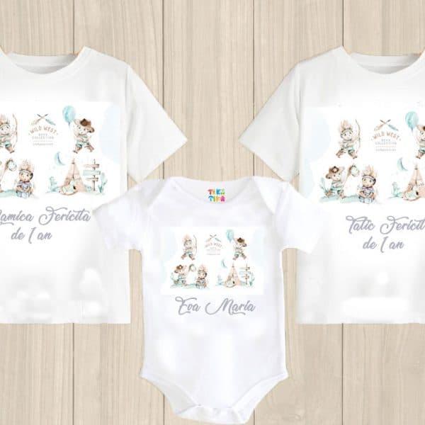 Tricouri aniversare personalizate