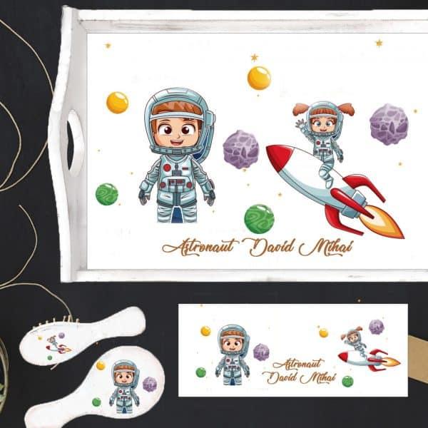 Set aniversar -tava mot Astronaut