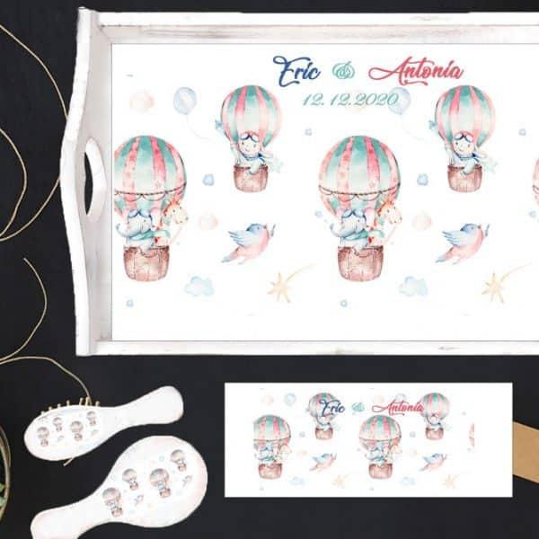 Set aniversar -tavita mot Baloane
