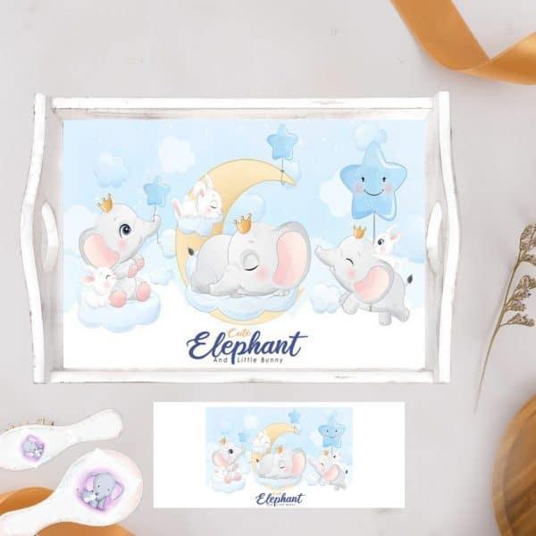 Tavita mot- set aniversar Elefant