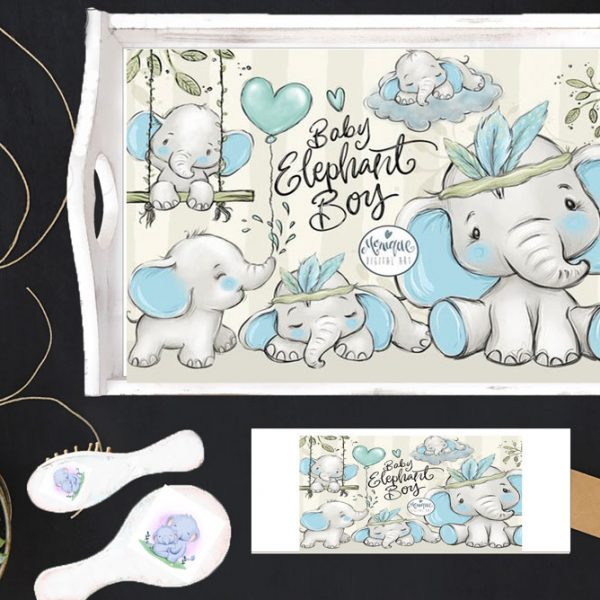 Set aniversar -tava mot Elefanti