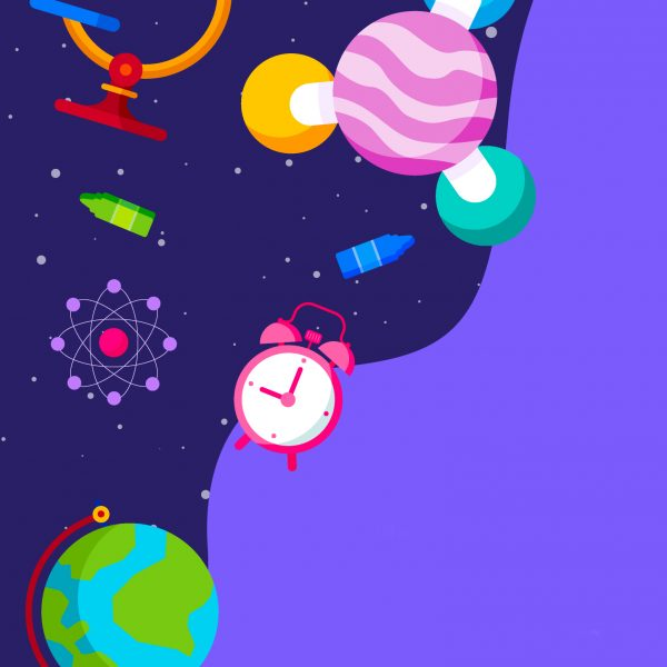 Set Tablouri copii Astronaut