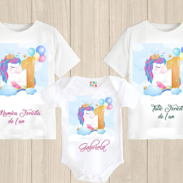 Set tricou personalizat