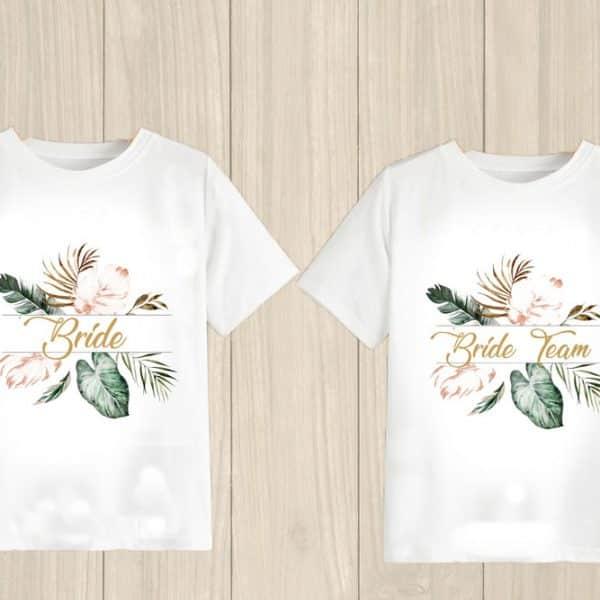 Tricou burlacite flori