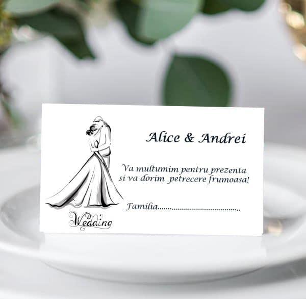 Plic bani de nunta Wedding